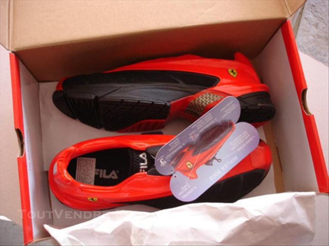 La Fila Ferrari 2002 Ferté 89110 Chaussures Basket Année Loupière YW2DH9IE