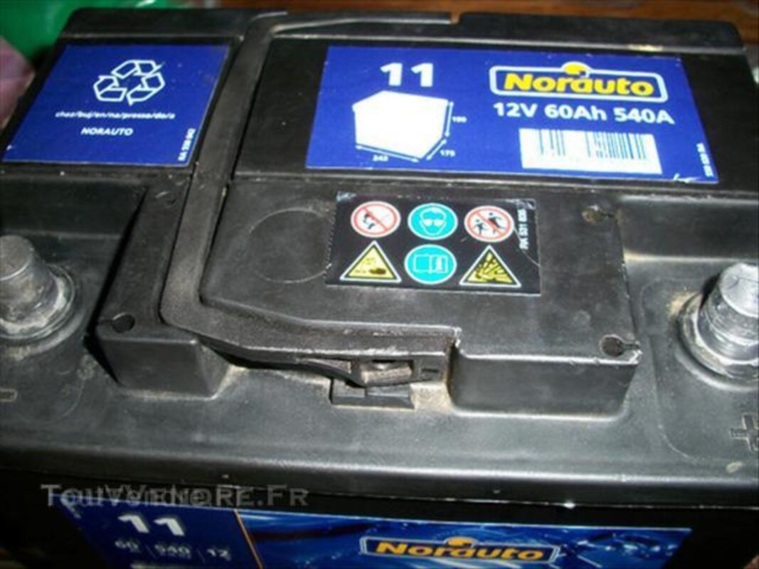 Batterie Voiture Norauto N 11 Coise Saint Jean Pied Gauthier 73800