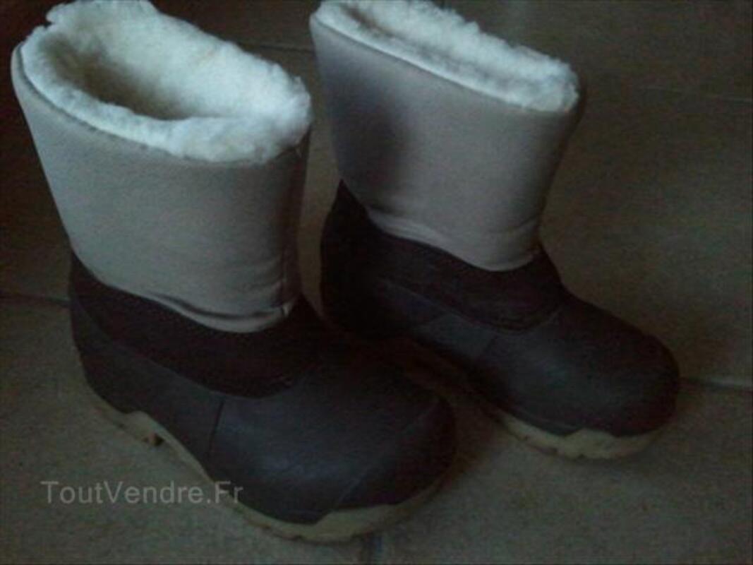vente limitée divers styles pour toute la famille Boots Après Ski Décathlon Enfant La Bazouge-du-Désert 35420