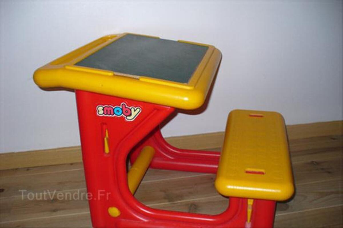 Bureau smoby en plastique pour enfant bourbach le bas 68290