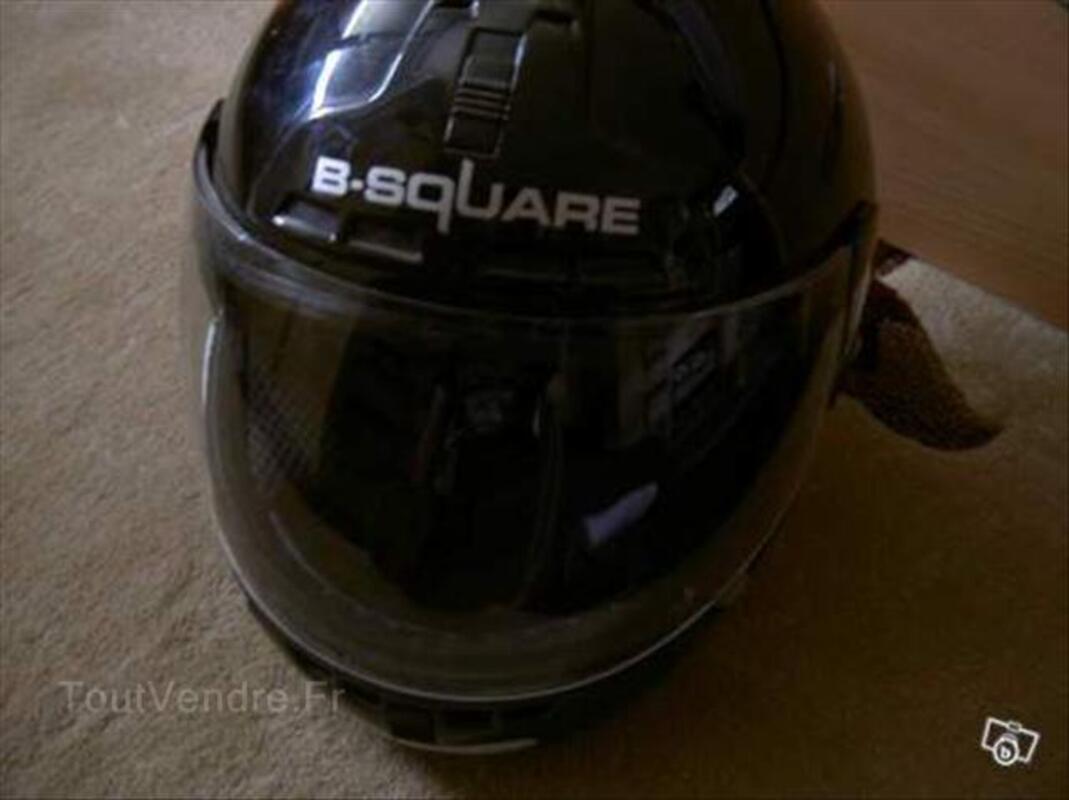 B-square casque moto