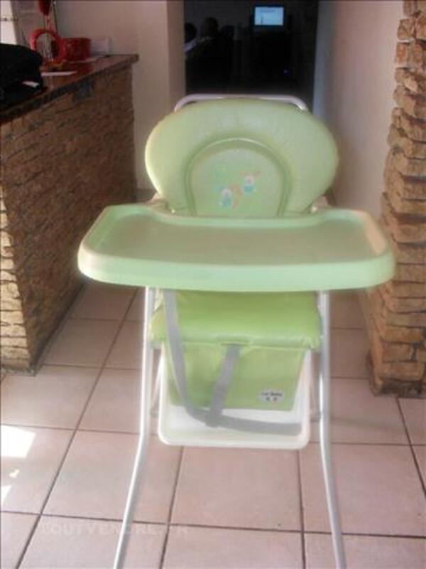 Cars 80290 Chaise Fricamps Puériculture Baby Bébé Haute n80OwXkP