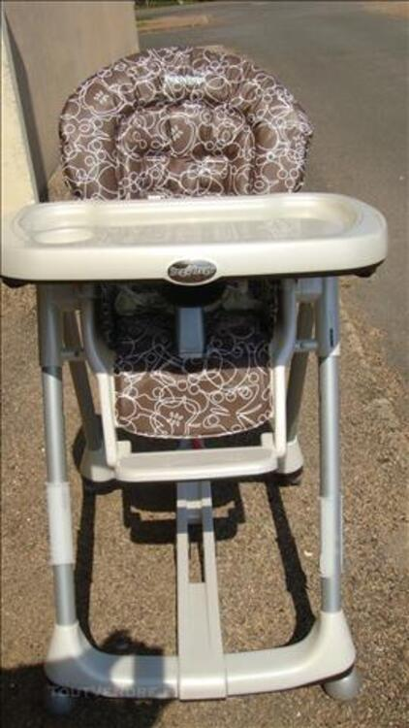 chaise haute peg perego prima pappa diner savana cacao saint nazaire de ladarez 34490. Black Bedroom Furniture Sets. Home Design Ideas
