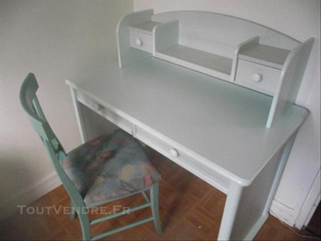Chambre complete gautier model angelique bureau lit po montauriol 81190