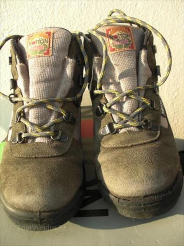 chaussures randonnee notton
