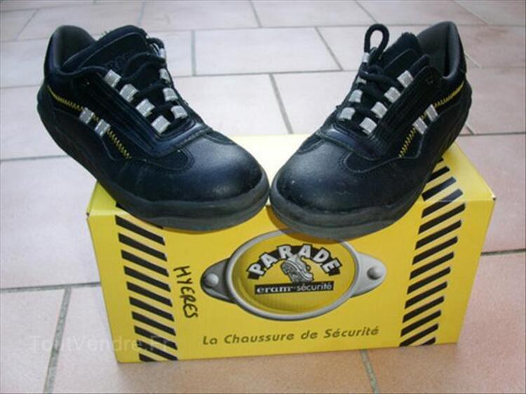Marque Securite Femme Le Sur 37 Pointure Parade Chaussure Perreux wI1Zq1