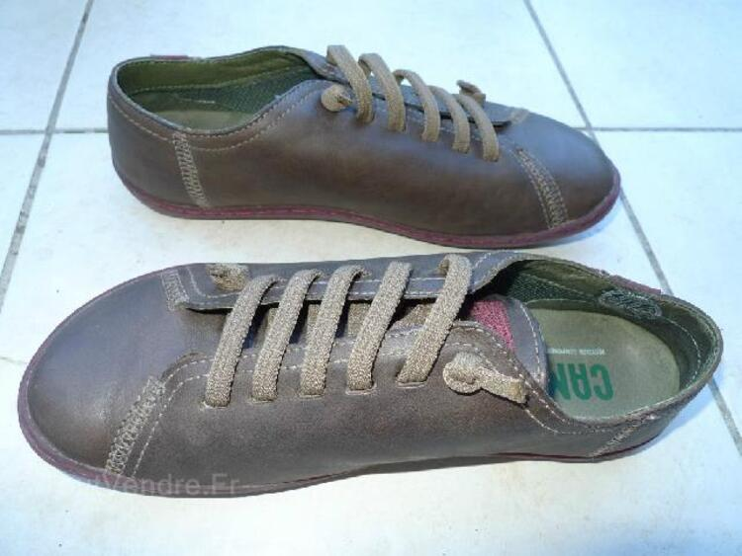 Marron Femme Cami Camper 54830 Peu Chaussures 38 Remenoville I4Fqq