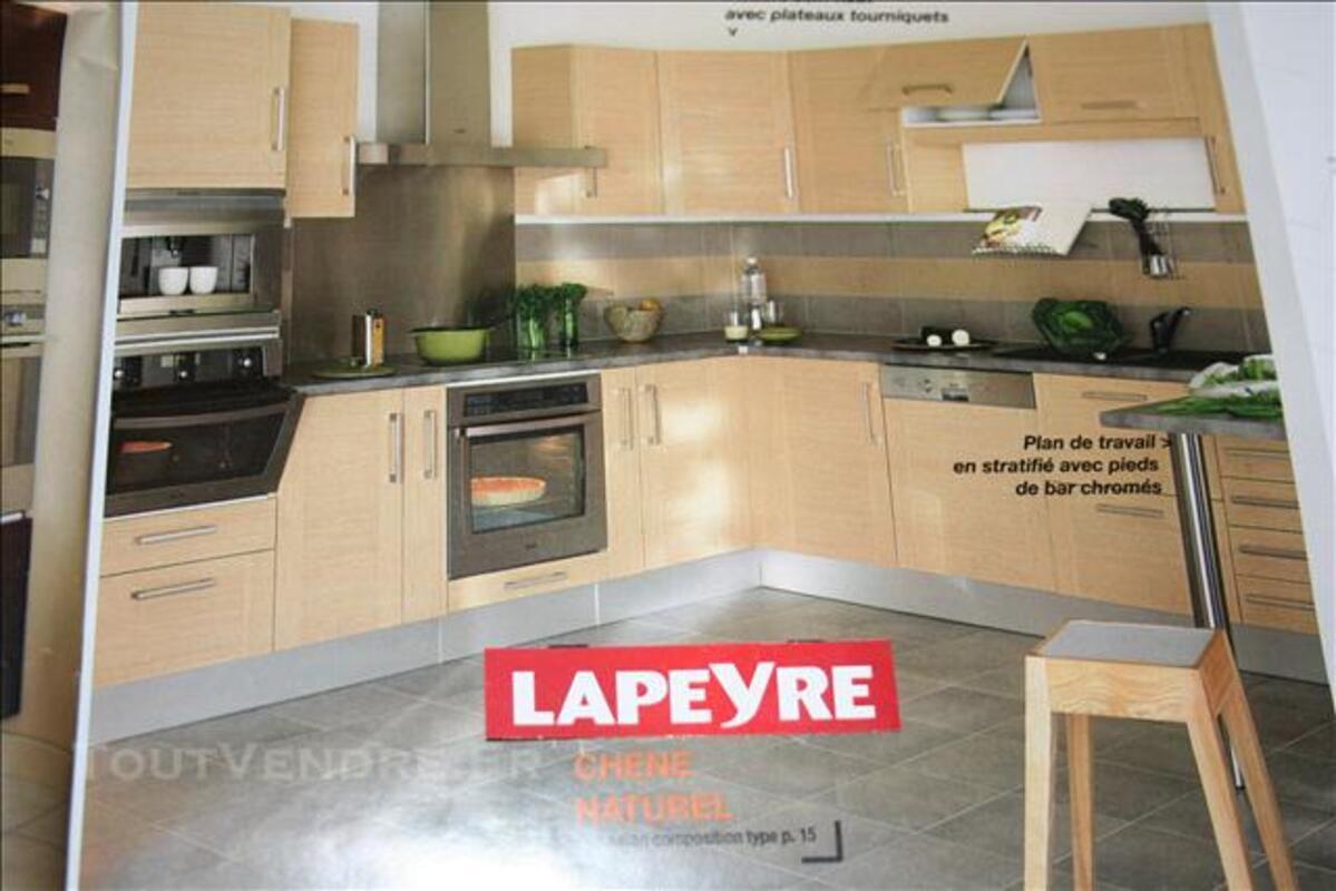 Cuisine Lapeyre Salsa Neuve A Saisir Cranves Sales 74380 Ameublement