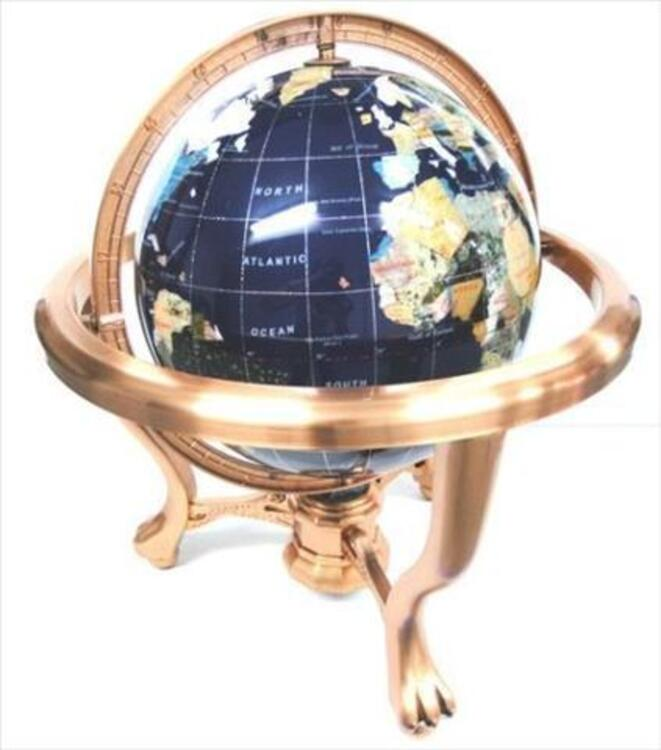 globe terrestre mappemonde pierre gemmoglobe boussole beaulieu 38470. Black Bedroom Furniture Sets. Home Design Ideas