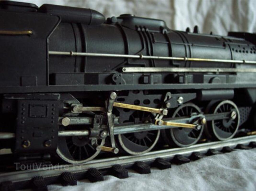 Jep Locomotive 141p Etat Exceptionnel Zamac Original Jouet