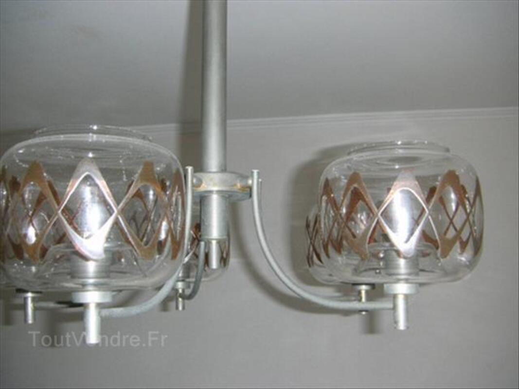 Lustre Annee 70 Design Vintage Cessenon Sur Orb 34460 Decoration