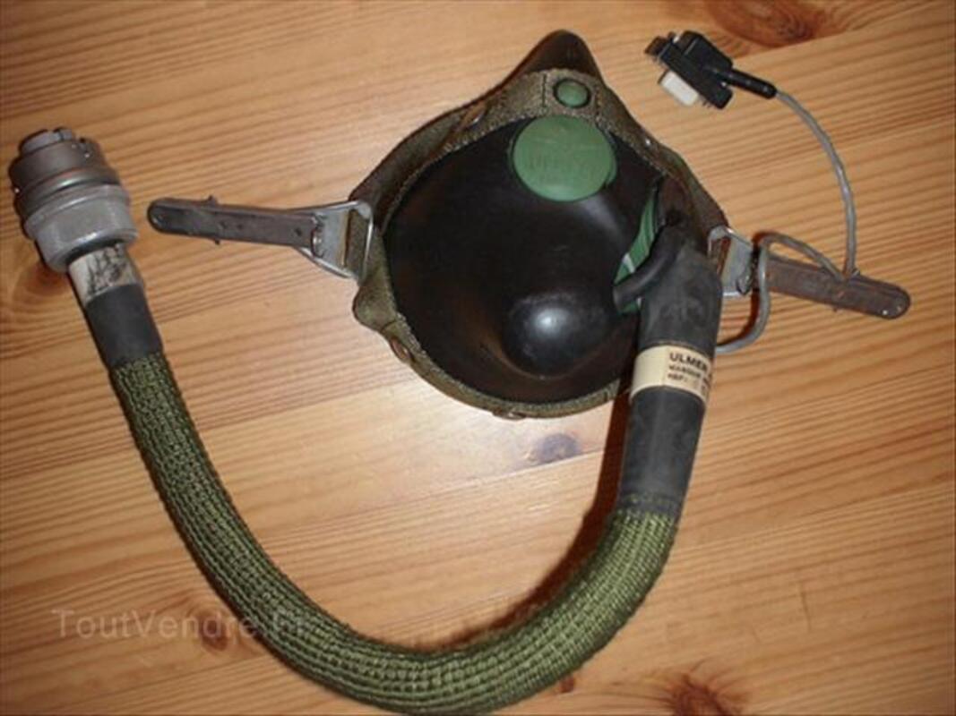 Masque inhalateur Ulmer 82