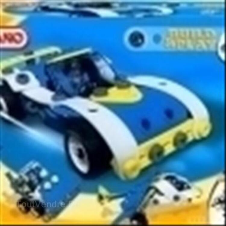 Buildamp; 5 10 Voiture Hélico 68220 Grue Play Ans Meccano Wentzwiller Yfygvb67
