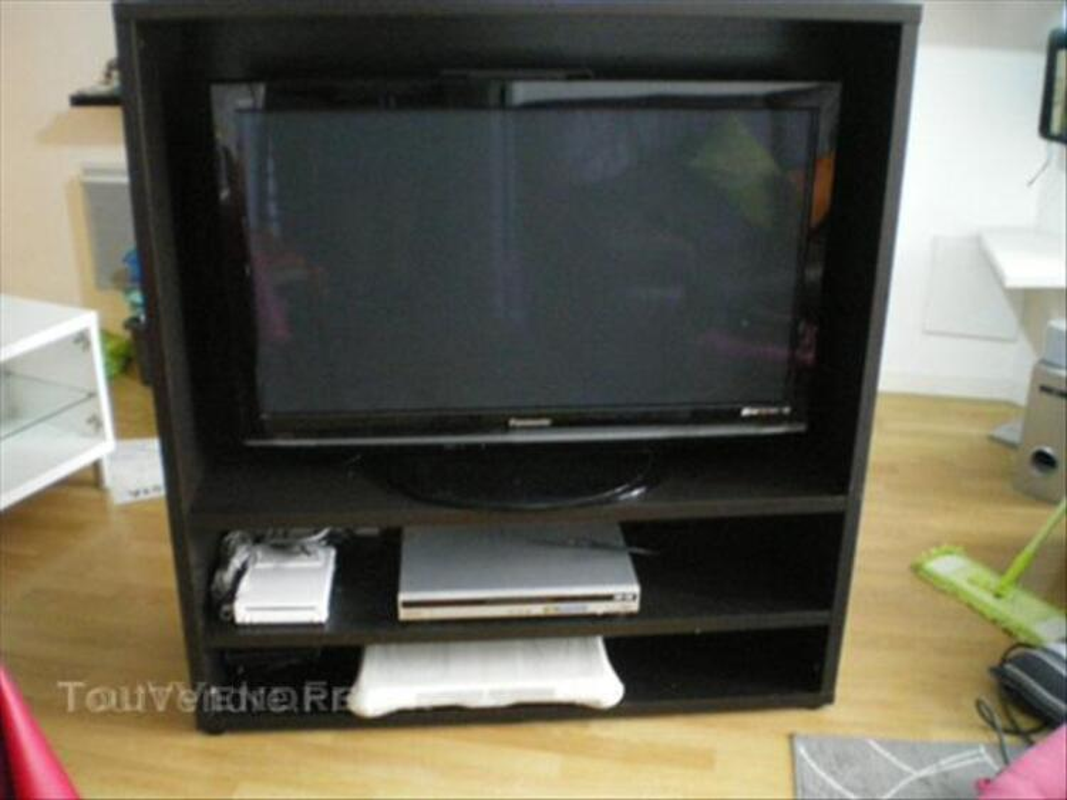 Meuble Tv Ikea Besta Brun Noir Varennes Sur Loire 49730