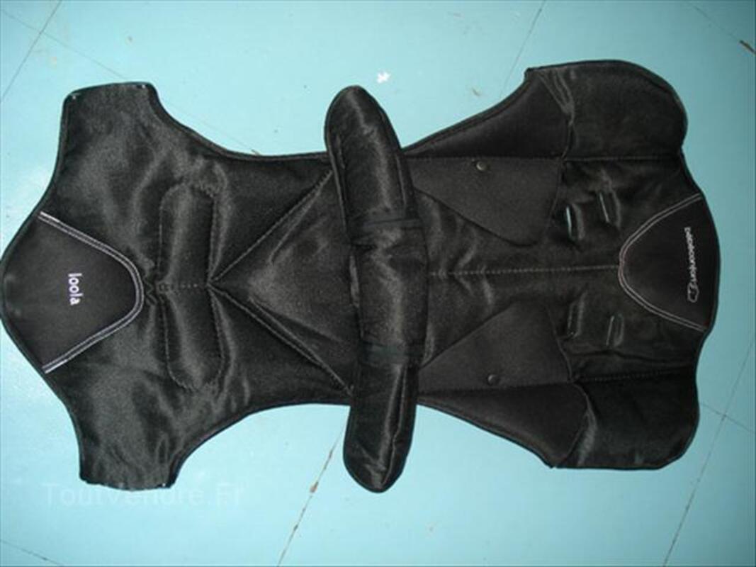 Pad Poussette Loola Noir Neuf Anguerny 14610 Ameublement, Equipements