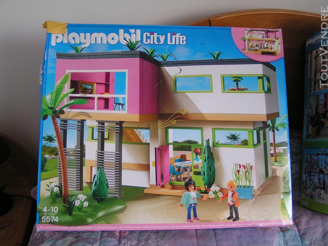 Playmobil Maison Moderne Cuisine Onestopcolorado Com
