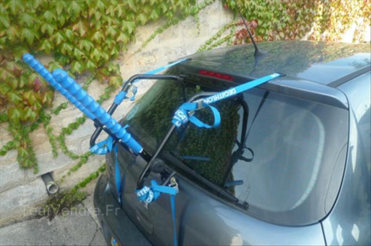 Porte Velo Decathlon Avec Sangles Valprivas 43210 Auto Accessoires Et Pieces