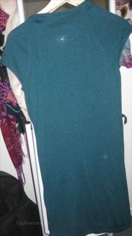 Bleu Laine 21230 Canard Foissy Promod Type Robe Vêtements mv0wN8nO