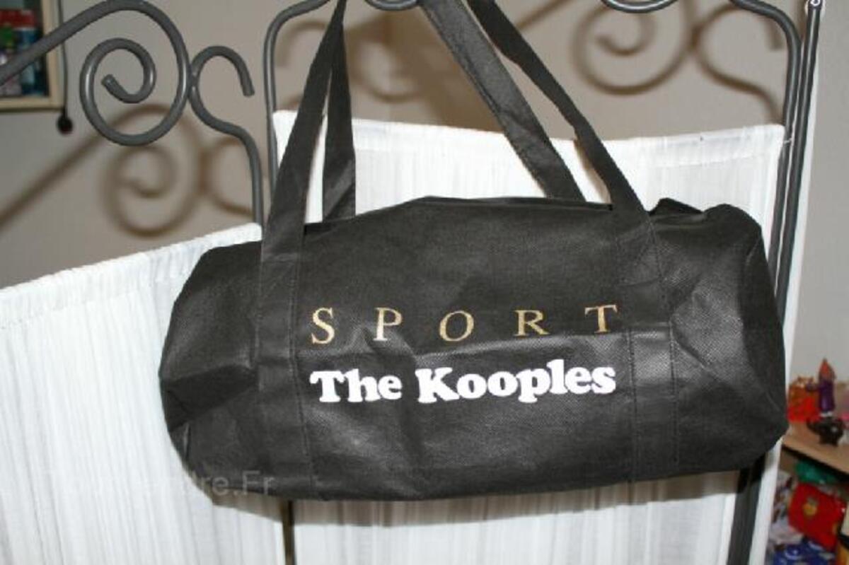 rabais de premier ordre sélectionner pour dernier meilleure vente Sac The Kooples Sport Torcy 62310 Voyage - Guide