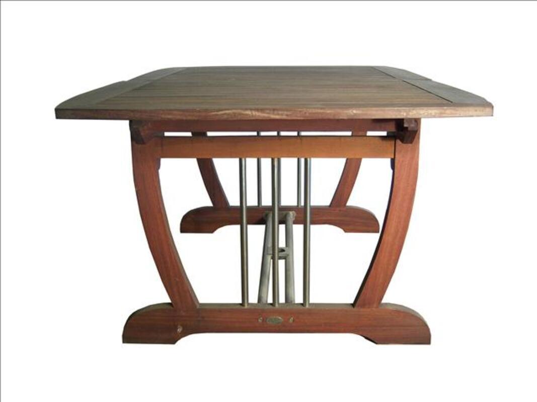Salon De Jardin Yfone Wood Paris 75020 Ameublement