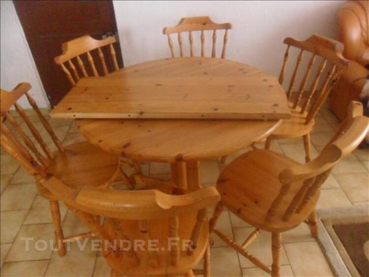 Table6 83490 Massif Ameublement Le Chaises Muy Pin pqzMSGLUV