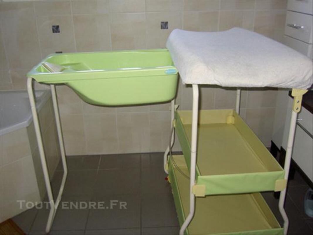 Table A Langer Avec Baignoire Integree Burlioncourt 57170