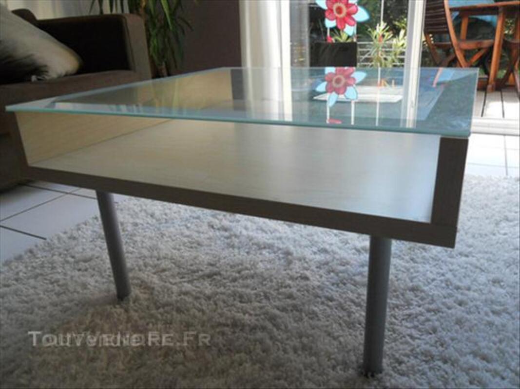 Table Basse Ikea Avec Plateau En Verre Mondelange 57300 Ameublement
