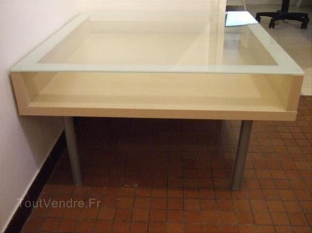 Table Basse Ikea Plateau De Verre Saint Martin Labouval 46330