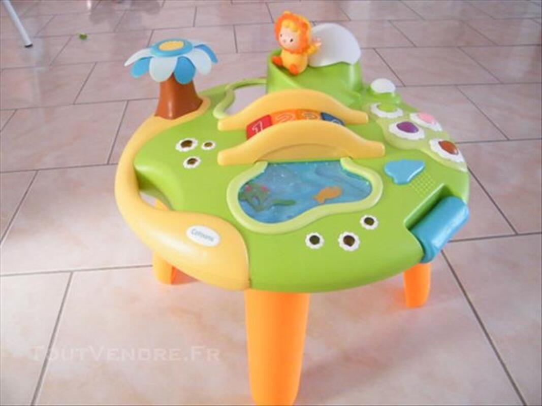 Table D Activites Cotoons De Smoby Castet Arrouy 32340 Jouets 1er