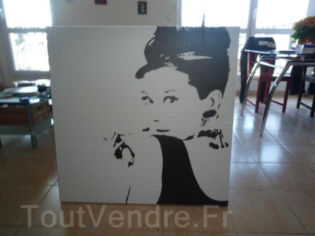 Tableau Audrey Hepburn Ikea Gamboahinestrosa