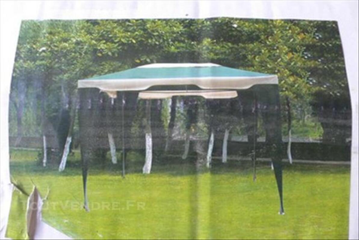Tonnelle D\'occasion Beiges Ou Vertes Sérignan 34410 Jardin ...