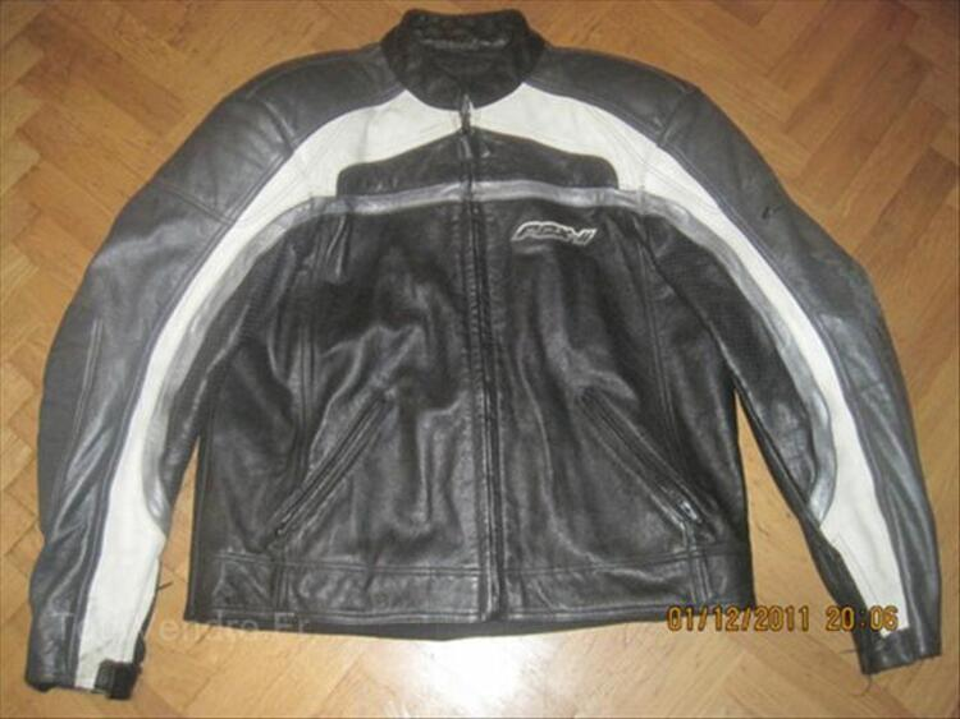 Gericke Cuir Veste Homme Hein Moto 27930 Accessoires Cierrey CFXq8z